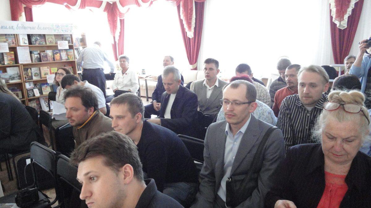 """Круглий стіл """"Україна та Литва крізь віки: стан і перспективи наукової співпраці"""""""
