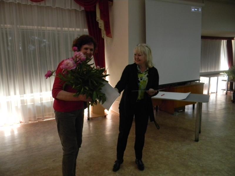 ЦБ ім. Лесі Українки завершила черговий курс навчання «Університету III покоління»